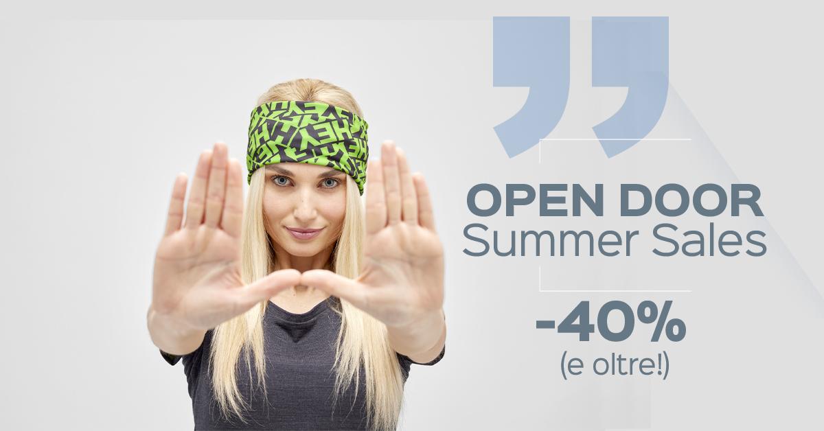 HEY, da oggi al 3 luglio ci sono i Summer Sales!