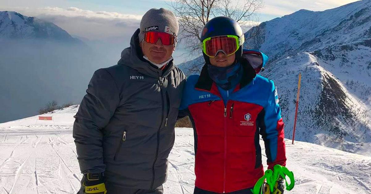 Da Lorenzo Bini al Val di Fiemme Ski Team: eccellenti risultati per gli atleti e gli sci club griffati HEY