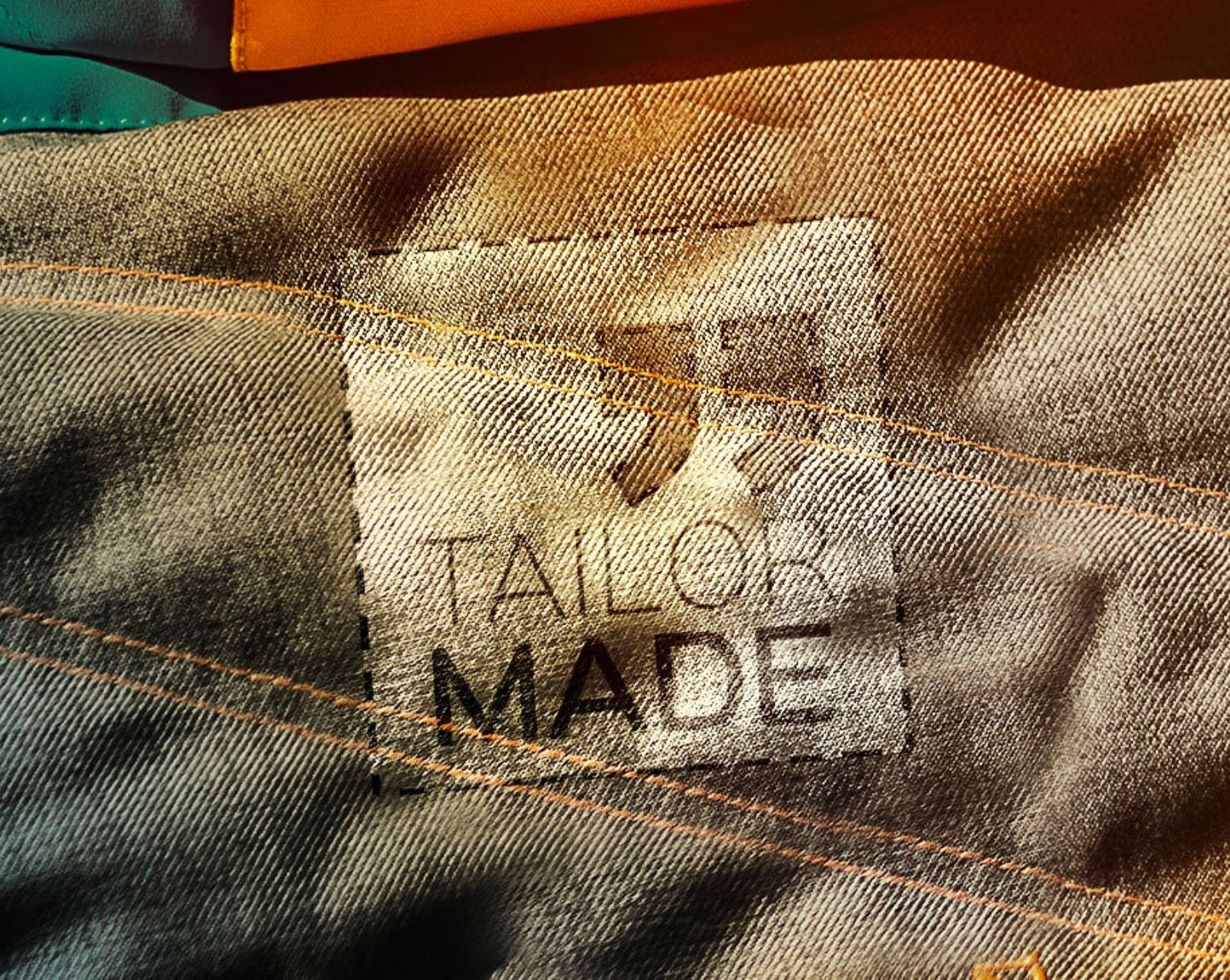 maschera tailor made